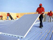 Утепление каркасного дома, утепление стен и крыши